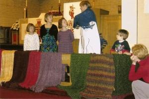 Prayer Shawls 2011
