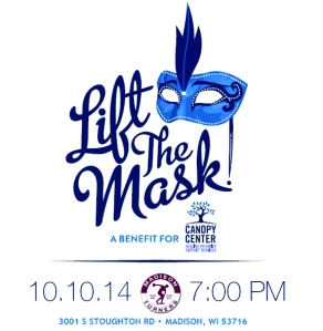 LIft the Mask! Logo
