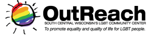 OutReach Pride logo