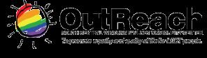 OutReach Pride logo