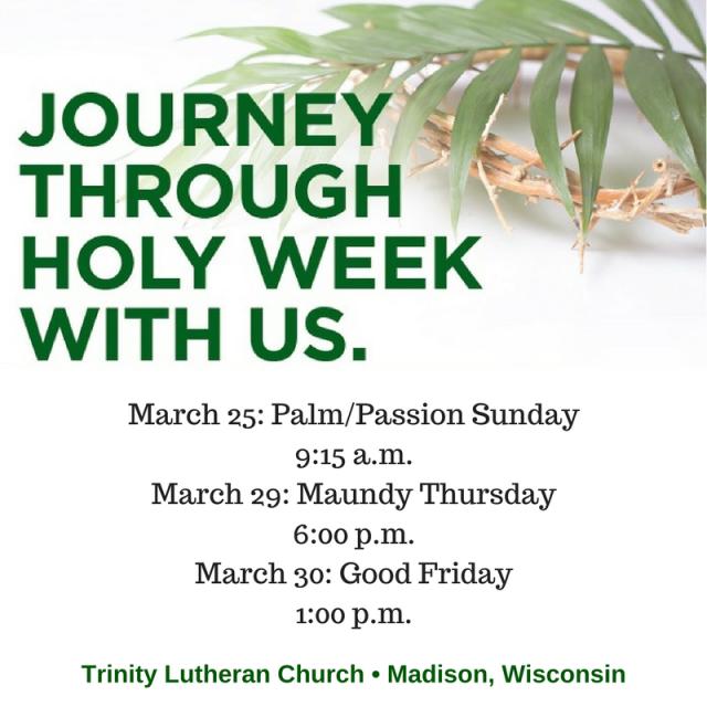 Trinity Holy Week 2018_social