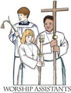 worship assistants